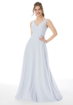 *Mori Lee, 13108, Size 16, Fog, $146. Available at Debra's Bridal Jacksonville, FL 32256 Contact us to make an Apt. (904) 519 9900 Mori Lee Bridesmaid Dresses, Designer Bridesmaid Dresses, Bridal Dresses, Girls Dresses, Flower Girl Dresses, Bridesmaids, Flower Girls, Mori Lee Bridal, Mori Lee Wedding Dress