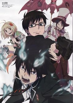 Blue Exorcist (1133×1600)