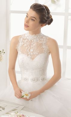 Aire Barcelona 2016 Bridal Collection