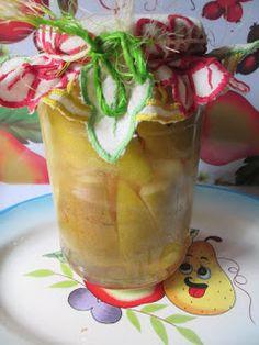 Świetny, alternatywny pomysł na marynowanie gruszek ! W ten sposób przyrządzone są soczyste, aromatyczne, po prosu wyśmienite!