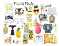 Pineapple Paradise b