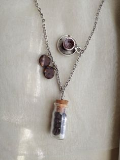 Coffee Lovers Necklace.