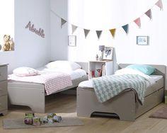 New Eine Idee f rs Kinderzimmer Ein Doppelstockbett das sich zu zwei Einzelbetten umbauen l sst