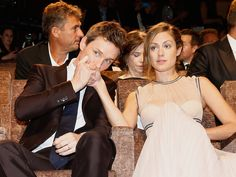Congrats to Eddie Redmayne and wife Hannah on the birth of their first child!