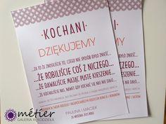 Zaproszenia ślubne www.metier.pl: Jesienne wesele - szalejemy!