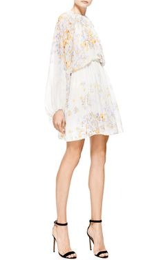 Power Florals Resort 2015 Trunkshow Look 9 on Moda Operandi Giambattista Valli Georgette Dress