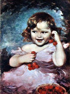 Maria Szantho (1898 – 1984, Hungarian)