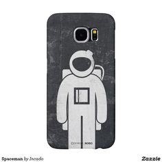 Spaceman Samsung Galaxy S6 Cases