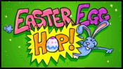Easter Egg Hop! - You are Hopper, a trainee Easter Bunny. Collect enough eggs in time and you get a bite of the chocolate bunny and entry to the next level. Complete all levels to become a real Easter Bunny!!