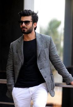 Fawad Khan ~Pakistan. But black trousers