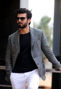 Fawad Khan ~Pakistan. But black trousers