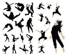 Image result for cartoon people dancing
