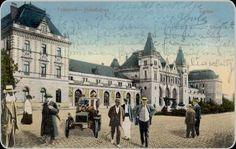 timisoara-gara-veche Film, Old Photos, Amen, Taj Mahal, Places To Go, Louvre, Photography, Travel, Postcards