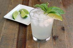 Calm-marita (aka the Healthy Margarita)