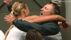 Maria Sharapova sceglie il coach per gli Us Open: suo padre Yuri!