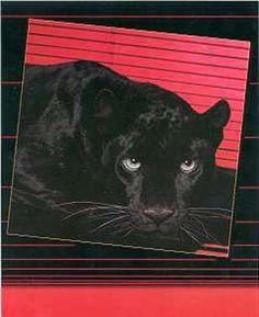 "Black Panther Art Deco 8"" x 10"" Art Print. Starting at $3"