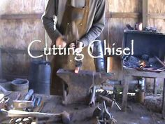 How To Make Smithing Chisels