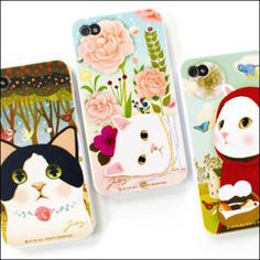 Little Red Riding Cat iphone case?