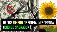 RECIBE DINERO DE FORMA INESPERADA (CÓDIGO SAGRADO) Videos, Youtube, Watches, Shape, Money, Wristwatches, Clocks, Youtubers, Youtube Movies