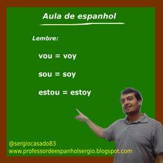 Dicas espanhol