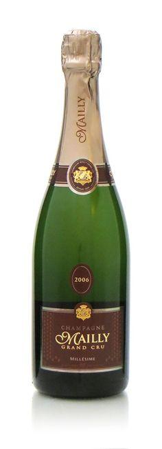 Mailly Grand Cru Millesime 2006 Champagne Bestellen - Champagnes.nl