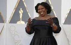 """New York: Actress Whoopi Goldberg has called herself a fashion 'nightmare'.""""Normally, when you see me, I am fashion's biggest nightmare,"""" Goldberg said as a keynote speaker at the Fashion Group International's Rising Star Awards on Thursday, reports. Whoopi Goldberg, Lifestyle Articles, Beauty Companies, Star Awards, People Magazine, Famous Celebrities, Academy Awards, African American Women, Oprah Winfrey"""