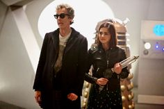 Crítica | Doctor Who 9X01 e 2: The Magician's Apprentice / The Witch's Familiar