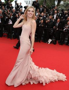 Claire Julien at Cannes