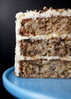 Hummingbird Layer Cake recipe | Top & Popular Pinterest Recipes