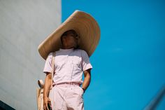 La Bomba, the Palapa and the Spinner battle for beach space. Ny Times, Panama Hat, Big, Hats, Summer, Lovers, Style, York, Google Search