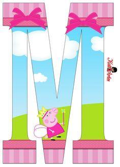 Invitacion Peppa Pig, Cumple Peppa Pig, Pig Birthday Cakes, 3rd Birthday, Papa Pig, Aniversario Peppa Pig, Peppa Pig Family, Hello Kitty Coloring, Pig Crafts