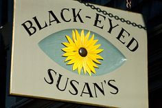 Black-Eyed Susan's