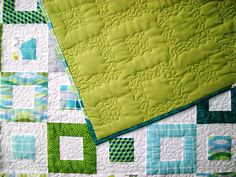 Love this idea for quilting