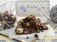 Geschenke aus der Küche - alles selbstgemacht! - weihnachtsschokolade