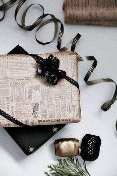 Täyttä elämää: Luukku 8-Paketointipuuhia Cufflinks, Gift Wrapping, Packaging, Gifts, Accessories, Gift Wrapping Paper, Presents, Wrapping Gifts, Wrapping