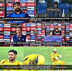 Chennai Super Kings, 22 Years Old, Baseball Cards
