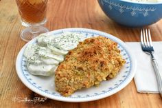 Easy Recipe For Crunchy and Flavorful Boneless Skinless Chicken Breasts! ~ http://www.southernplate.com
