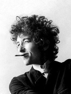 Smiling Dylan
