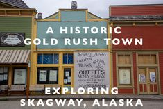 A Historic Gold Rush