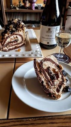 Poppy Cake, Dessert Recipes, Desserts, French Toast, Food And Drink, Cooking Recipes, Xmas, Cookies, Drinks