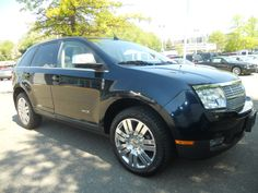 2008 Lincoln MKX in Alexandria, Virginia | Lincoln Certified Pre-Owned! Low Miles, AWD with Ultimate and Elite Pkgs, Panoramic Vista Roof, Navigation, THX Audio, HTD Seats, Leather trimmed interior, Power Liftgate, 20 Chrome Wheels, and so much more!
