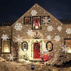 Laser Outdoor Xmas Landscape Garden Light With Uk Adapter Are Widely Used In Household And Building Decoration Clic Style A Unique