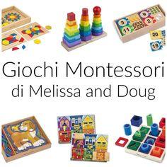 Giochi Montessori online: si trovano anche su Amazon. Ecco una selezione di qualità.