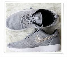 92dafd0a518 Nike Roshes Black and white polka dot nike roshe shoes Nike Shoes Athletic  Shoes