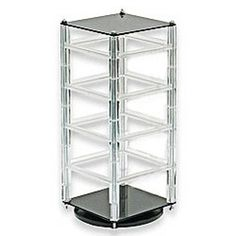 """Revolving Earring Card Display Stand Jewelry - 12"""" Tall"""