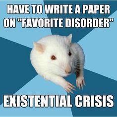 Psychology Rat