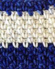Maggie's Crochet · Stitch Repeat Seed Stitch - Free Crochet Pattern