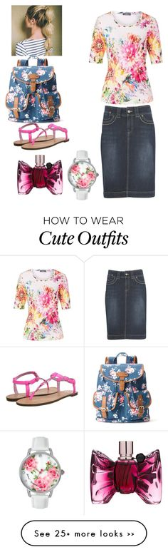 """School outfit"" by pentecostalgirl1234 on Polyvore"