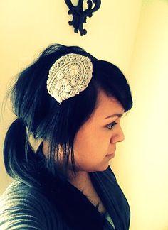 easy diy crochet headband