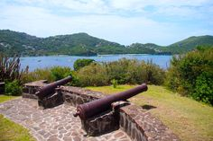 Uncommon Attraction: Legends and Loose Ties to American History at Fort Hamilton, Bequia